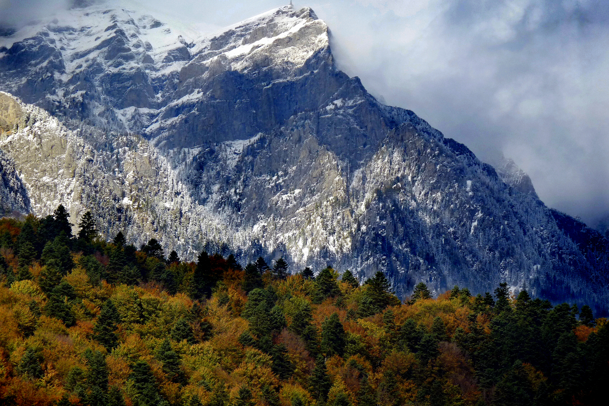 Romania_ mountain